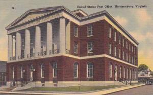 Virginia Harrisonburg United States Post Office