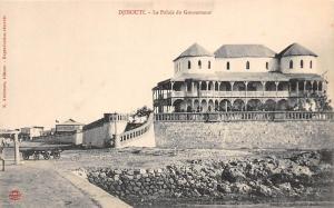 Djibouti Le Palais du Gouverneur, Governor's Palace