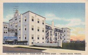 VIRGINIA BEACH, Virginia, PU-1949; Traymore Hotel