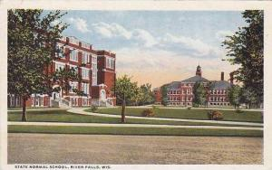 Wisconsin River Falls State Normal School