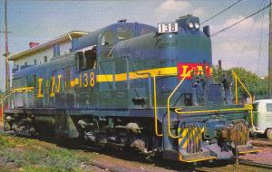 Louisville and Nashville Railroad Alco RS-3 #138 Locomotive