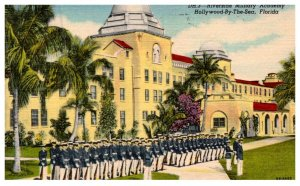 Florida  Hollywood by the Sea , Riverside , Military Academy