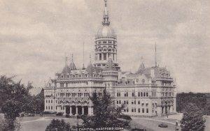 HARTFORD, Connecticut, 1900-1910s; The Capitol