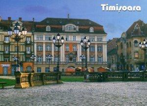 ROMANIA: VIEW OF TIMISOARA