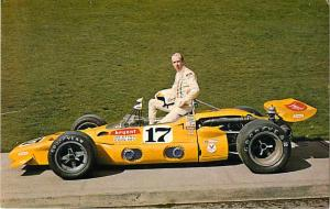 Indianapolis 500 Rookie of the Year 1971 Sit on #17, His Fin