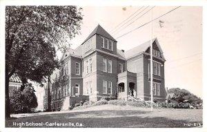 High School - Cartersville, Georgia GA
