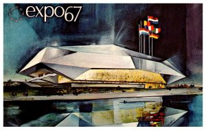Canada Montral Expo 67  European Community Pavilion
