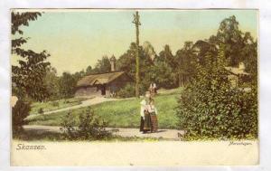 Skansen, SWEDEN, Morastugan , 1890s-1905