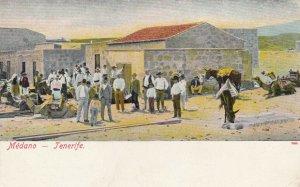 Tenerife, Spain, 1900-1910s; Medano