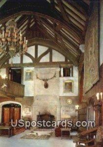 Stan Hywet Hall - Akron, Ohio