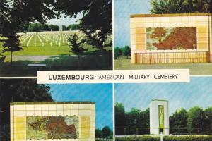 Luxembourg , American Military Cemetery , 50-70s