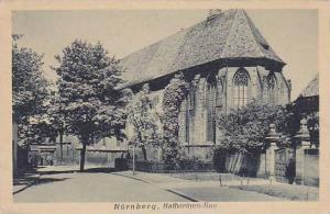 Katharinen-Bau, Nurnberg (Bavaria), Germany, 1910-1920s