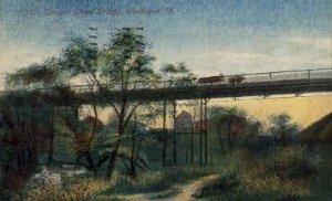 Genesee St. Bridge - Waukegan, Illinois IL