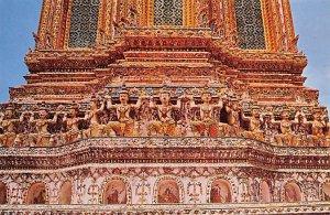 Mondhop in Wat Arun, Temple of Dawn Bangkok Thailand Unused