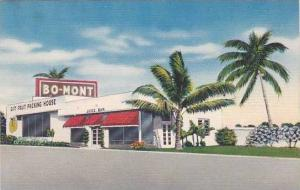 Florida Pompano Beach Bo-Mont Citrus Stand