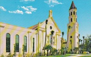 Florida Saint Augustine The Roman Catholic Cathedral