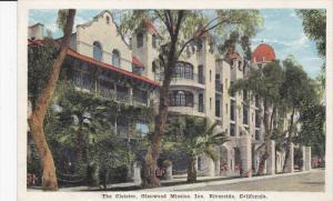 RIVERSIDE, California, 1900-1910's; The Cloister, Glenwood Mission Inn
