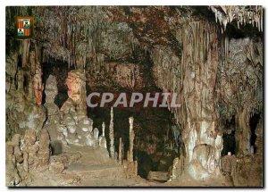 Postcard Modern Mallorca Cuevas Hams