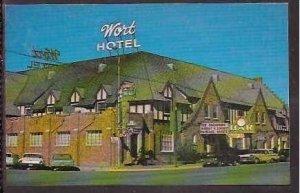 Wy Jackson Worth Hotel