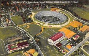 Yale Bowl New Haven, Conn, USA Football Stadium Unused