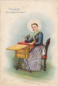 Advertising Singer Sewing Machines