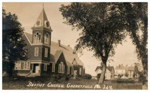 1425 ME Cherryfield    Baptist Church  RPC
