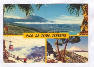 Puerto de la Cruz(Tenerife), Teide, 50-70s : SPAIN #2