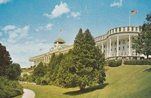 10605 Grand Hotel, Mackinac Island, Michigan 1958