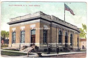 Post Office, Gloversville NY