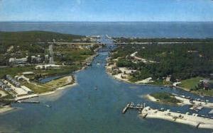 Historic Shinnecock Canal Long Island NY Unused
