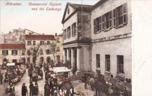 GIBRALTAR , 00-10s : Commercial Square and the Exchange