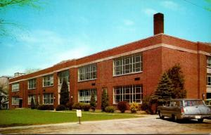 Ohio Defiance Slocum School Perry & Thurston Streets