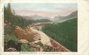 Duffield Colorado~Colo Springs & Cripple Creek Short Line~1906 UDB Postcard