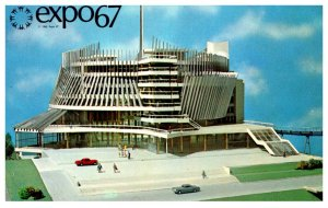 Expo 67   Pavilion of France
