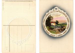 CPA AK Stille der Natur Meissner & Buch Litho Serie 1637 (730594)
