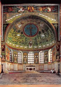 Ravenna S. Apollinare in Classe Abside Apsis