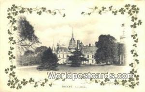 Mouchy, France, Carte, Postcard Le Chateau Mouchy Le Chateau