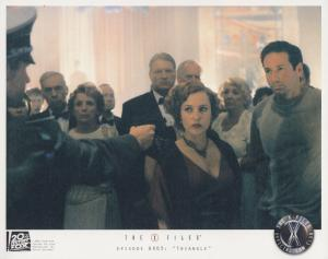 The X Files Episode 6x03 Triangle 20th Century Fox Giant Movie Still Photo