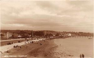 Paignton Beach Promenade Plage Panorama Judges LTD