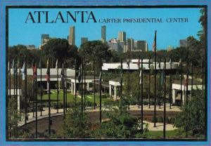 Atlanta Carter Presidential Center Atlanta Georgia