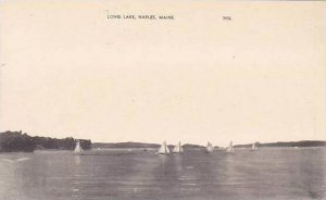 Maine Naples Long Lake Albertype
