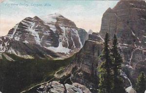 Paradise Valley, Laggan, Alberta, Canada, PU-1910
