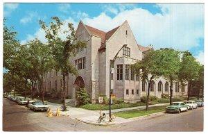 Chicago, Illinois, The Oriental Institute, University Of Chicago Campus