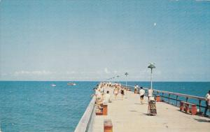 CAROLINA BEACH , North Carolina , 40-60s : Pier
