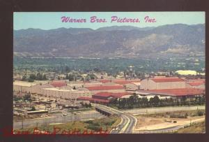 BURBANK CALIFORNIA WARNER BROTHERS STUDIO MOVIE VINTAGE