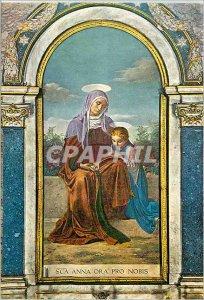Postcard Modern Citta del Vaticano Quadro del Frauchi