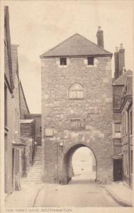 England Southampton The West Gate