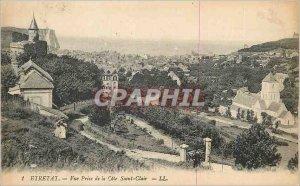 Postcard Old Etretat Vue Prize of Cote Saint Clair