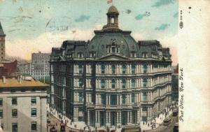 USA - Post office New York 1911 01.77