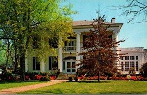 Alabama Tuscaloosa First Governor's Mansion